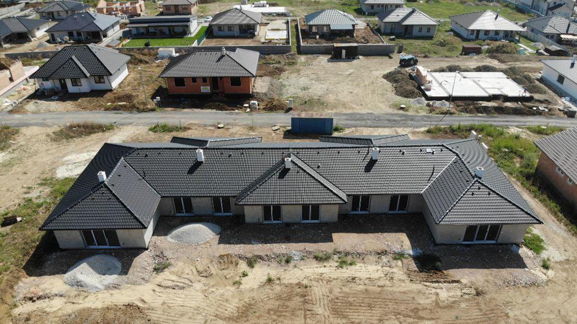 Výstavba domu na kľúč