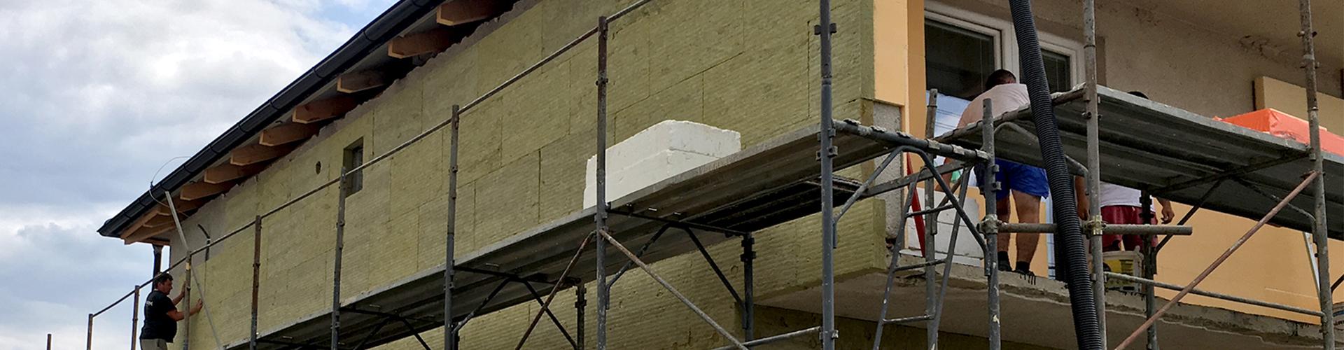 Zateplenie, nová strecha