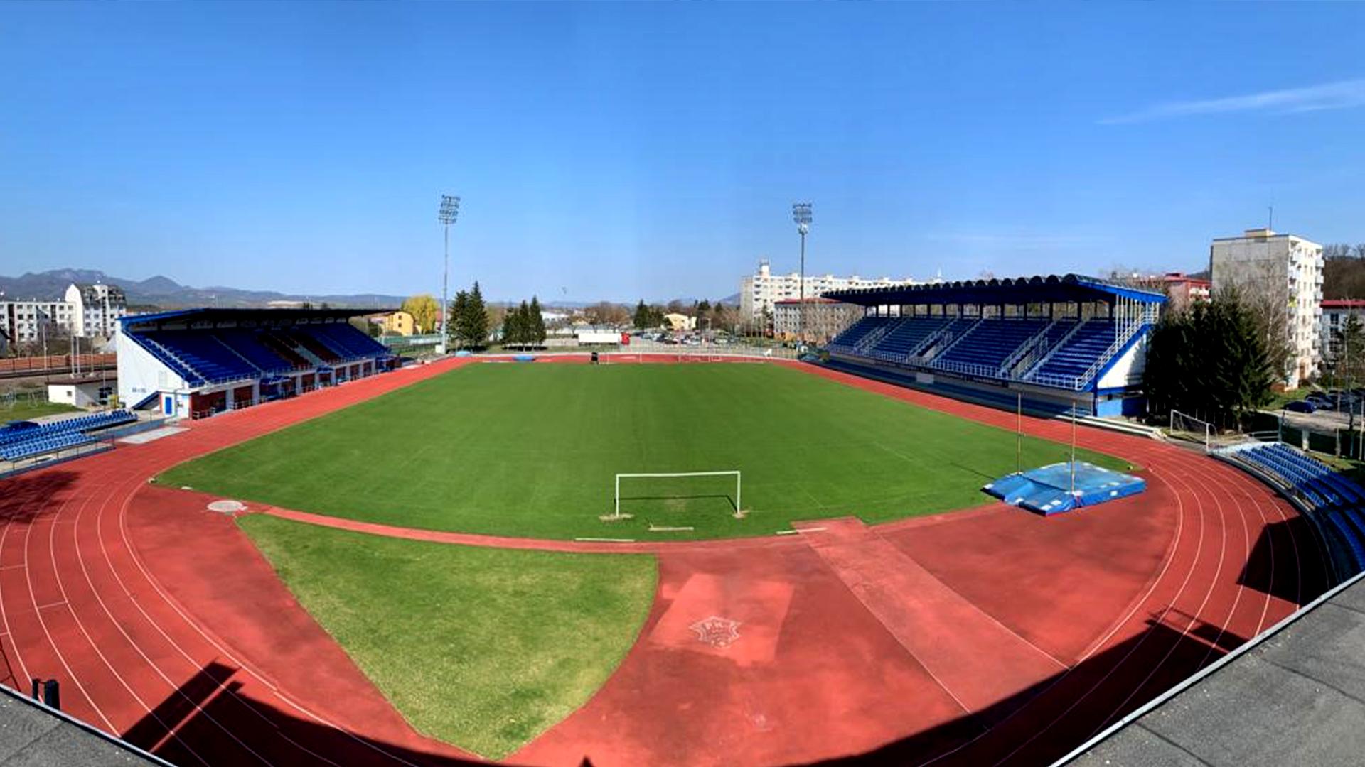 štadión FK Dubnica nad Váhom